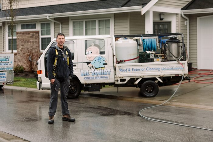 Power Washing maple Ridge BC